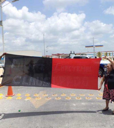 DESBORDA MALESTAR: Clausuran nuevo puente fronterizo por arruinar la economía del poblado Subteniente López