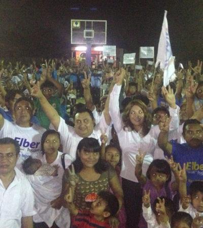 CAMPAÑAS: Llama Triny García al voto útil por el Partido Acción Nacional en el Distrito XV