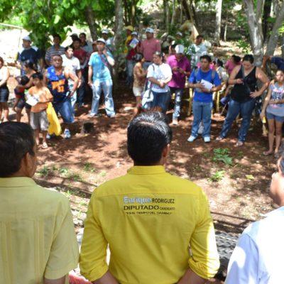 CAMPAÑAS: El pueblo ya decidió y vamos a ganar, asegura Armando Ventre en Tulum