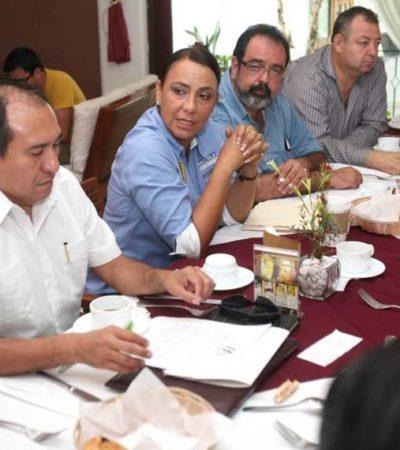 CAMPAÑAS: Da Barra de Abogados de Cancún su respaldo a Graciela Saldaña