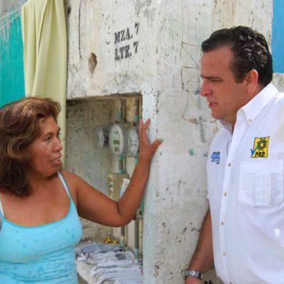 CAMPAÑAS: Vivienda digna para todos: Gerardo Mora