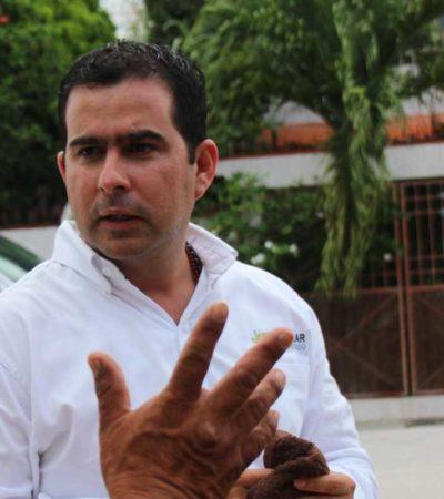 CAMPAÑAS: Dan políticos externos respaldo a la nueva mayoría del PRD-PAN en QR