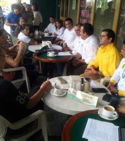 CAMPAÑAS: Demanda Jorge Aguilar Osorio vigilar el destino de los recursos del Fonden; exigen transparencia para evitar uso electoral