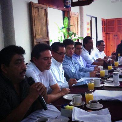 """A LA CAZA DE 'MAPACHES': Exhibe PAN en Yucatán a Borge, Félix e Ivonne como """"autores intelectuales"""" del """"turismo electoral"""" hacia QR"""