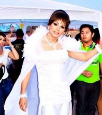 Candidato a diputado se viste de mujer… en Ciudad Juárez