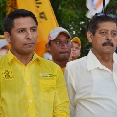 """CAMPAÑAS: """"Es voluntad del pueblo de Tulum que ya no gobierne el PRI"""", anticipa Armando Ventre"""