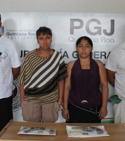 Capturan a banda de asaltantes en Chetumal