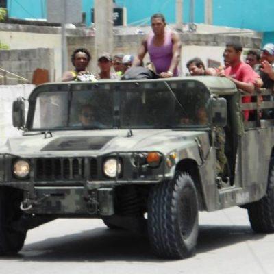 Reportan otro sospechoso recale de cubanos en Cozumel