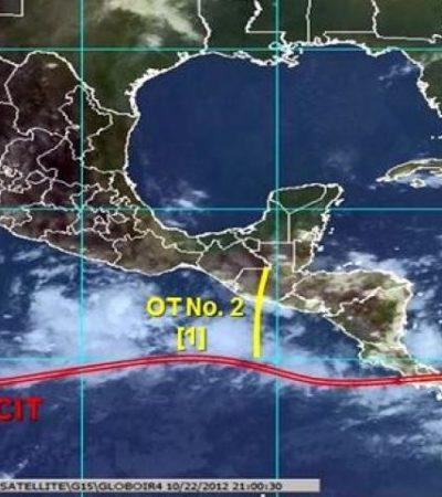 Avisan de onda tropical número 3 sin riesgo de ciclón
