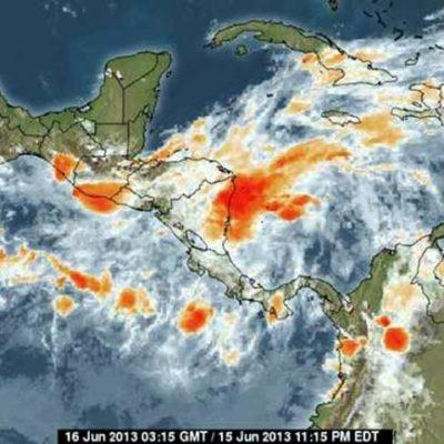 Pronostican efectos de onda tropical en QR a partir del lunes