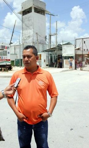 Reclama padre de Christian Vicente su inmediata liberación