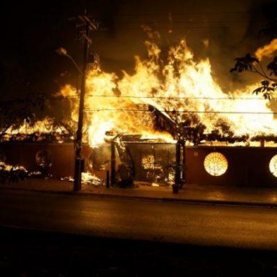 Detienen a sicario del Cártel del Golfo vinculado al incendio del restaurante 'El Timón de Cancún'