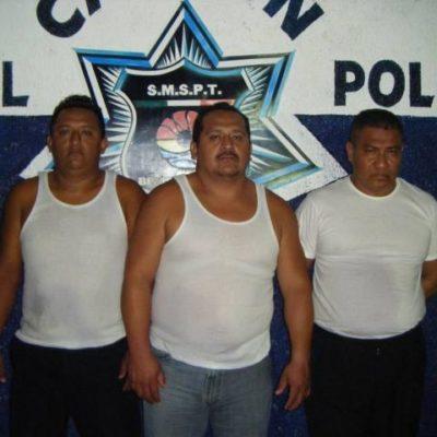 Liberan a 3 presuntos narco-taxistas en Cancún por falta de pruebas