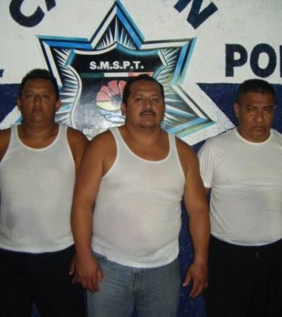 Saldrían libres 3 presuntos narco-taxistas vinculados al Cártel del Golfo en Cancún