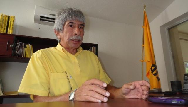 """Renuncia de Greg Sánchez al PRD es """"show mediático"""", dice Julio César Lara"""
