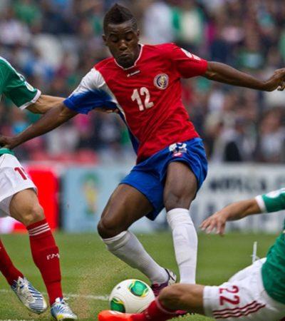 EL TRI NO PUEDE: Deslucido juego y triste empate de México ante Costa Rica en el Azteca