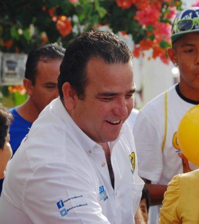 CAMPAÑAS: Reformas para atender deuda pública, propone Mora ante Coparmex
