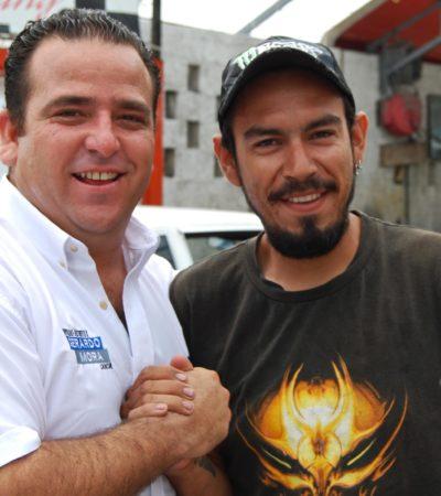 CAMPAÑAS: No más abusos en el cobro de derechos a transportistas: Gerardo Mora