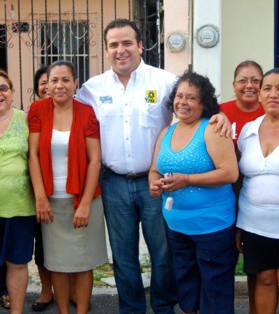 CAMPAÑAS: Propuestas sólidas ante el ataque vil: Gerardo Mora