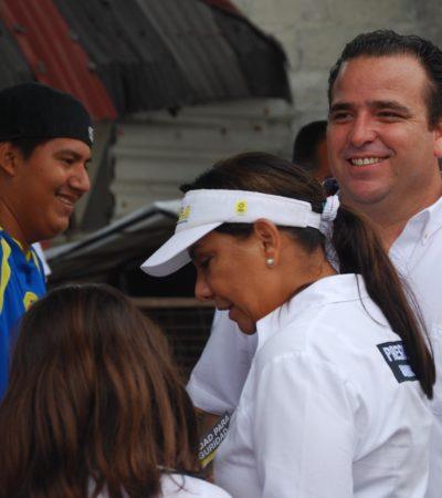 CAMPAÑAS: Reformas para generar empleo, compromiso de Gerardo Mora