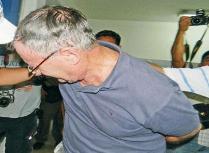 Trasladan a EU a pedófilo buscado por el FBI y capturado en Playa del Carmen