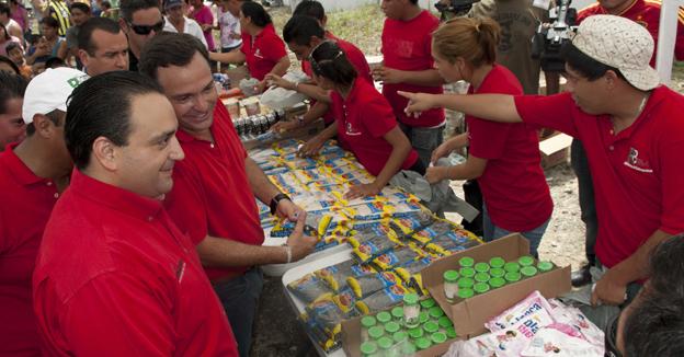 ECHAN DE CABEZA A BORGE: Filtran audio en el que Paul Carrillo confirma uso electorero de programas sociales del Gobierno