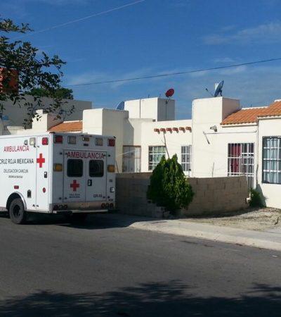 Se suicida joven de 19 años en el fraccionamiento Villas del Mar; suman 45 casos en el año en Cancún