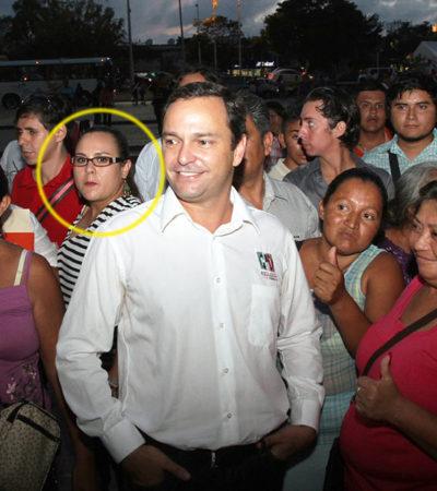 FILTRAN MÁS PAGOS ILEGALES: Mantiene Gobierno de Borge a colaboradores de la campaña de Paul Carrillo