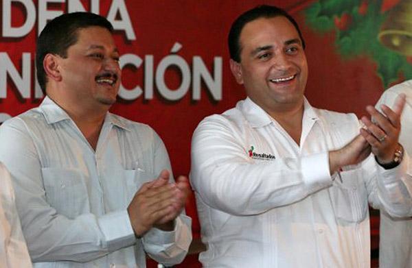 DERROCHE MEDIÁTICO DE BORGE: Paga Gobernador millonarios contratos a medios y periodistas para Impulsar al PRI y denostar a la alianza PRD-PAN; dan a Lilia Arellano 4.6 mdp