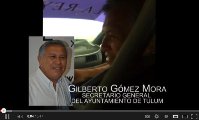 DESCOBIJA PRI A GÓMEZ MORA: También Pedro Flota pide la separación del cargo del secretario del  Ayuntamiento de Tulum tras video escándalo