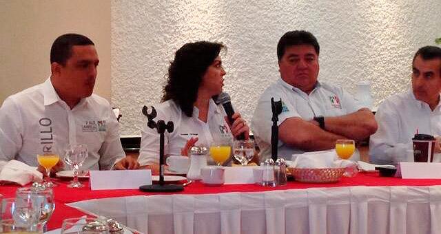 OPERACIÓN 'PRIMAVERA': Rechaza Ivonne Ortega orquestar el 'turismo electoral' hacia QR y reta a que prueben acusaciones