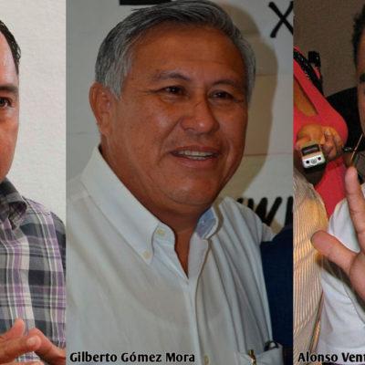 Exigen renuncia de Gilberto Gómez Mora y Martín Cobos en Tulum tras video de soborno electoral para apoyar al PRI