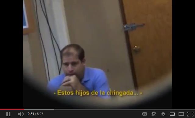 Difunden video donde candidato a síndico de Paul Carrillo habla de 'enjuagues' y 'componendas' durante el Gobierno municipal de Jaime Hernández