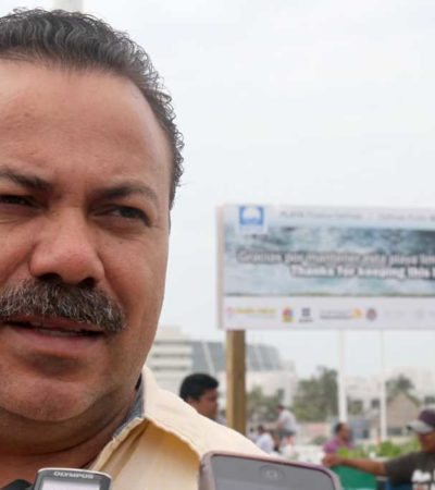 Llama Julián Ricalde a salir a votar el domingo