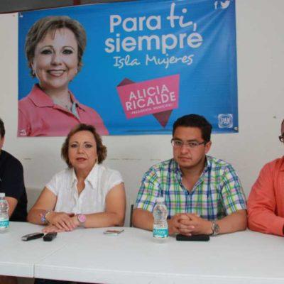 """""""Nos robaron la elección"""", acusa Alicia Ricalde; Borge operó de manera personal a favor del PRI, dice"""
