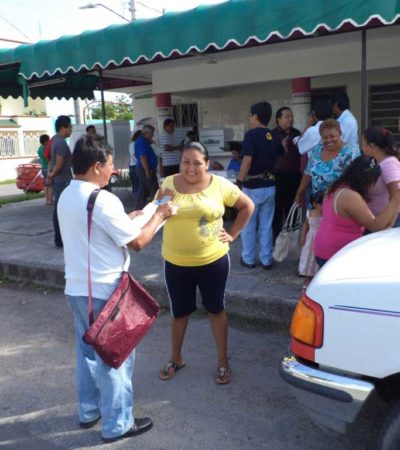 Levanta Mitofsky encuestas de salida en Chetumal
