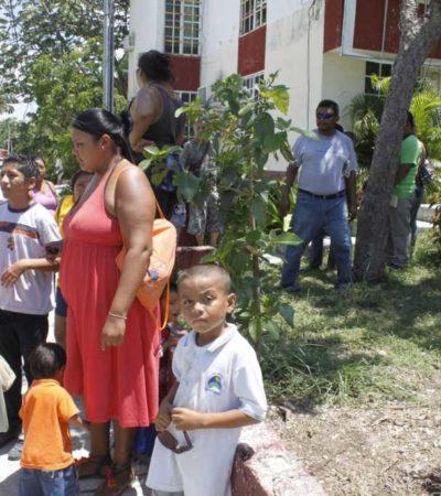 No les pagan a 'vigilantes electorales' del partido Movimiento Ciudadano en Cancún