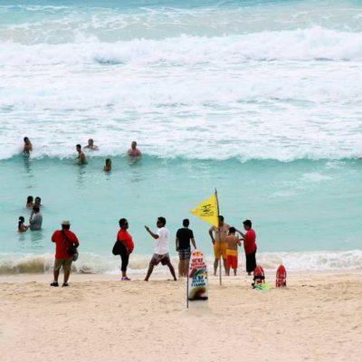 Reporta Protección Civil en Cancún saldo blanco hasta el momento en operativo de verano