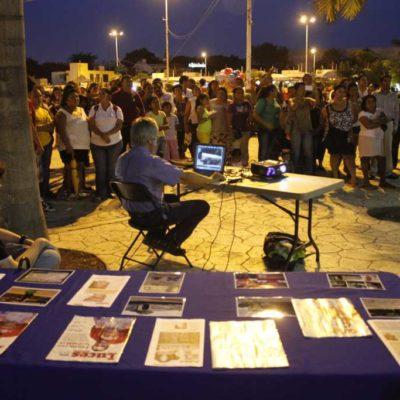 PRESENTAN LA 'EXPO ROBO': Van PRD y PAN por la anulación total de los comicios en QR