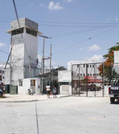 Trasladan a reos del Cártel del Golfo golpeados en cárcel de Cancún al Cereso de Chetuma