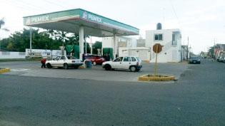 Asaltan gasolinera en Chetumal