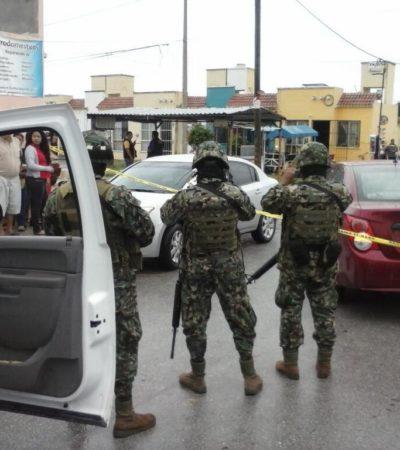 Ejecutan a un hombre en taller de bicicletas de Villas Otoch en Cancún; van 3 asesinatos en menos de 24 horas en BJ