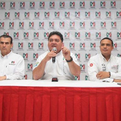 """Se dice PRI a favor de elecciones pacíficas y sin chantajes electorales; pide se termine """"maratón de mentiras"""""""