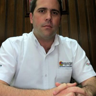 """Sale Secretario de Hacienda a defender lo indefendible: """"No nos temblará la mano…"""" ¿para seguir endeudando?"""