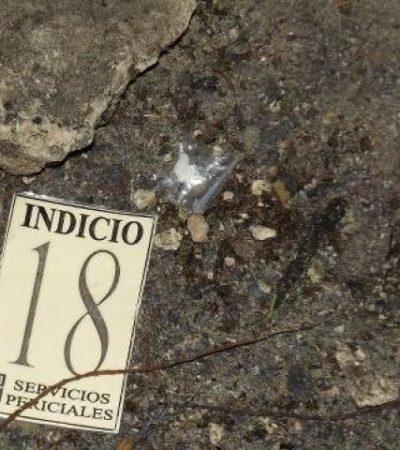Identifican como 'chapulines' a los 2 ejecutados de Puerto Morelos; dejaron 'narcomensaje'
