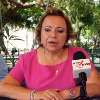 Regresará Alicia Ricalde a su curul, pero impugnará elección