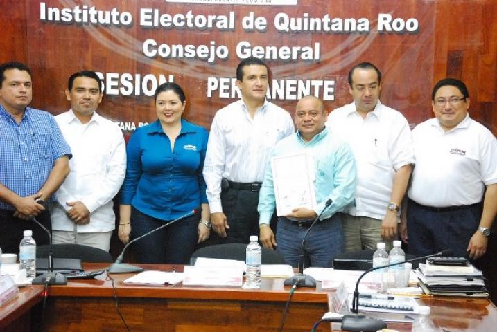 CONGRESO, AL SERVICIO DEL PRI: Confirman mayoría calificada para priistas y sus aliados en la integración de la próxima legislatura en QR