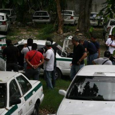 'El Popeye', el último de los taxistas ejecutados en Cancún, cobraba 'derecho de piso' para el Cártel del Golfo