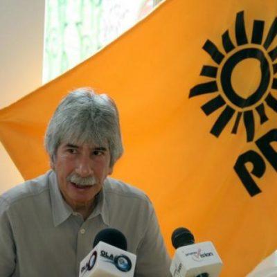Inicia PRD trámite para sancionar a diputados perredistas que votaron a favor del endeudamiento de Borge
