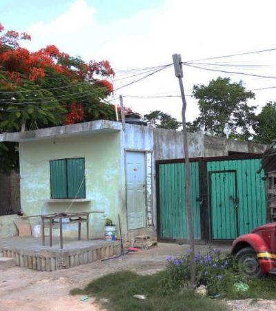Aseguran bodega de robacoches en Cuna Maya; detienen a taxista y a un abogado